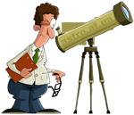 Астрономы и телескопы